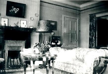 interieur ca 1930