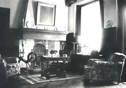 Historie leusden for Interieur 1930
