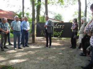 opening Vilderskerhof