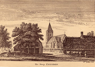 HKL Vlooswijkseweg 2 kerktoren Oud Leusden