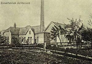 Melkfabriek ansichtkaart1910