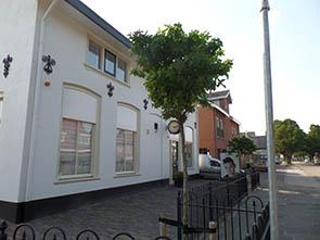 Locatie Postkantoor