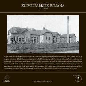 Zuivelfabrie Juliana Achterveld