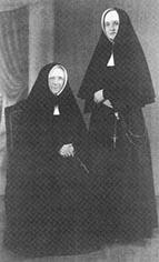 Zusters Hermanna en Isentruda 1940