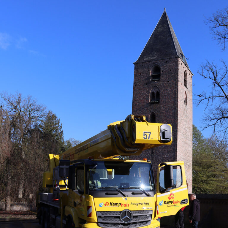 Toren Oud-Leusden zonder haan